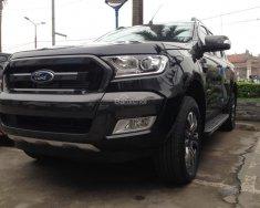 Cần bán Ford Ranger 2.2L XLT MT 4x4 sản xuất năm 2018, màu đen, nhập khẩu giá cạnh tranh giá 740 triệu tại Hà Nội