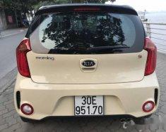 Bán ô tô Kia Morning đời 2016, màu kem (be)   giá 370 triệu tại Hà Nội