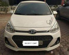 Bán xe Hyundai Grand i10 sản xuất năm 2017, màu trắng  giá 375 triệu tại Hà Nội