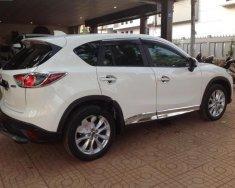 Cần bán lại xe Mazda CX 5 2014, màu trắng còn mới, 740tr giá 740 triệu tại Đắk Lắk