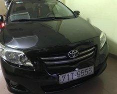 Bán Toyota Corolla Altis 1.8G MT 2008, màu đen số sàn, 369tr giá 369 triệu tại Tp.HCM