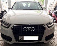 Bán Audi Q3 2.0L sản xuất năm 2014, màu trắng, nhập khẩu chính chủ giá 1 tỷ 199 tr tại Tp.HCM