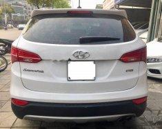 Xe Hyundai Santa Fe 2.2L sản xuất 2015, màu trắng giá cạnh tranh giá 915 triệu tại Hà Nội