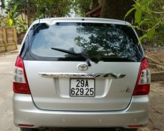 Bán ô tô Toyota Innova 2.0E sản xuất 2012, màu bạc xe gia đình, 550tr giá 550 triệu tại Hà Nội