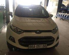 Bán xe Ford EcoSport 1.5 Titanium 2016, màu trắng, 555 triệu giá 555 triệu tại Tp.HCM