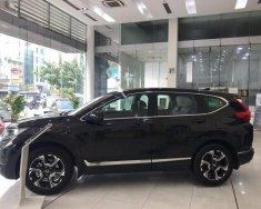 Bán ô tô Honda CR V L năm 2018, màu đen, nhập khẩu giá 1 tỷ 68 tr tại Tp.HCM