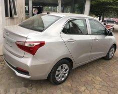 Bán xe Hyundai Grand i10 sản xuất 2018, màu bạc, giá tốt giá 340 triệu tại Hà Nội