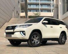 Bán Toyota Fortuner 2.7 sản xuất năm 2017, màu trắng giá 1 tỷ 270 tr tại Tp.HCM