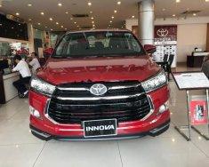 Cần bán xe Toyota Innova 2.0 Venturer sản xuất năm 2018, màu đỏ giá 820 triệu tại Tp.HCM