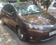 Cần bán lại xe Toyota Corolla altis 1.8G AT sản xuất năm 2017, màu nâu số tự động giá 756 triệu tại Hà Nội