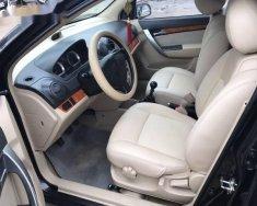 Bán Daewoo Gentra năm sản xuất 2011, màu đen, 245tr giá 245 triệu tại Sơn La