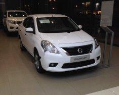 Cần bán xe Nissan Sunny XL năm 2018, màu trắng giá cạnh tranh giá 418 triệu tại Hà Nội