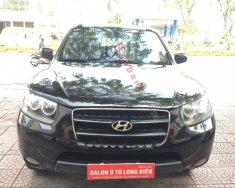 Bán ô tô Hyundai Santa Fe 2.7AT năm 2008, màu đen, nhập khẩu Hàn Quốc  giá 465 triệu tại Hà Nội