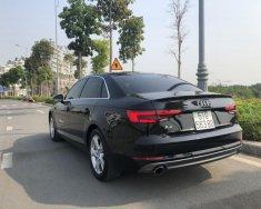 Bán Audi A4 năm sản xuất 2016, màu đen, nhập khẩu giá 1 tỷ 539 tr tại Tp.HCM