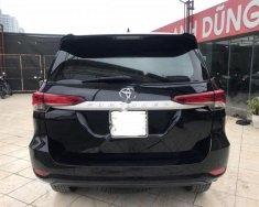 Bán Toyota Fortuner 2.4G 4x2 MT 2017, màu đen, nhập khẩu số sàn giá 1 tỷ 120 tr tại Hà Nội