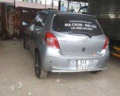 Bán ô tô Toyota Yaris sản xuất năm 2010, màu bạc, nhập khẩu  giá 380 triệu tại Tp.HCM
