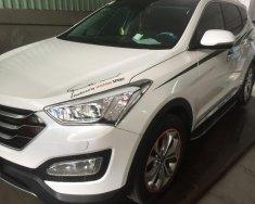 Bán ô tô Hyundai Santa Fe đời 2015, màu trắng, 950tr, xe dùng còn rất mới, LH: 0984545919 Cẩm giá 950 triệu tại Tp.HCM