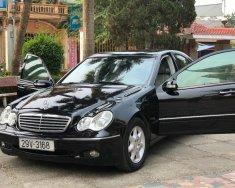 Cần bán lại xe Mercedes 1.8 AT đời 2003, màu đen, nhập khẩu nguyên chiếc giá 245 triệu tại Phú Thọ