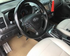 Cần bán xe Kia K3 1.6 AT, đời 2015, màu trắng giá 550 triệu tại Hà Nam