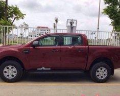 Bán Ford Ranger XLS 2.2L 4x2 AT sản xuất 2017, màu đỏ, nhập khẩu nguyên chiếc giá 685 triệu tại Hà Nội