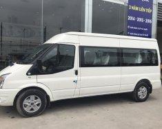 Ford Transit SVP sản xuất 2018, màu bạc, giá chỉ 805 triệu. Lh: 0901774586 Ms. Hương giá 805 triệu tại Hà Nội