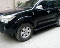 Bán xe Toyota Fortuner 2.5G năm 2010, màu đen  giá 616 triệu tại Hà Nội