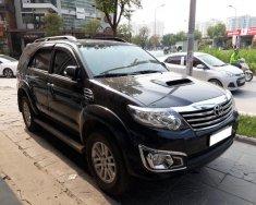 Cần bán xe Toyota Fortuner 2.5MT đời 2015, màu đen, giá 850tr giá 850 triệu tại Hà Nội