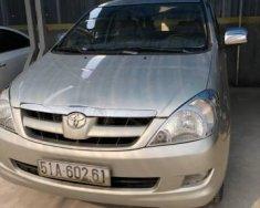 Bán xe Toyota Innova sản xuất 2008, màu bạc giá 370 triệu tại Tp.HCM