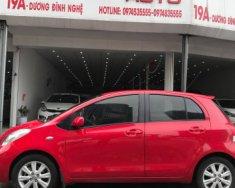 Cần bán xe Toyota Yaris 1.3 AT năm sản xuất 2009, màu đỏ   giá 395 triệu tại Hà Nội