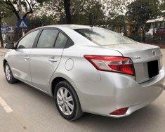 Cần bán xe Toyota Vios E MT 2014, màu bạc, phôm mới cực đẹp giá 445 triệu tại Tp.HCM