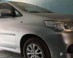 Bán Toyota Innova sản xuất năm 2014, màu bạc giá 600 triệu tại Long An
