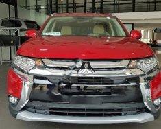 Bán ô tô Mitsubishi Outlander 2.4 CVT đời 2018, màu đỏ giá 1 tỷ 75 tr tại Hà Nội