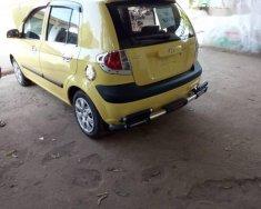 Bán gấp Hyundai Getz sản xuất 2009, màu vàng giá 210 triệu tại Đắk Lắk