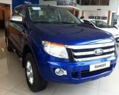 Cần bán Ford Ranger 2.2L XLT MT 4x4 đời 2018, màu xanh lam, nhập khẩu, 740 triệu giá 740 triệu tại Hà Nội