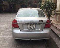 Bán Daewoo Gentra đời 2008, màu bạc giá 150 triệu tại Hà Nam