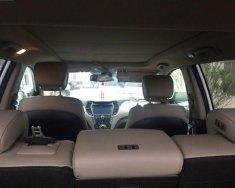 Bán Hyundai Santa Fe đời 2016, màu trắng giá 1 tỷ 100 tr tại Hà Nội