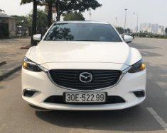 Bán ô tô Mazda 6 2.5 AT sản xuất năm 2017, màu trắng giá 1 tỷ 29 tr tại Hà Nội