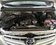 Bán xe Toyota Innova đời 2010, màu bạc, giá 409tr giá 409 triệu tại Tp.HCM