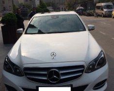 Cần bán xe Mercedes E250 sản xuất 2014, màu trắng, nội thất nâu giá 1 tỷ 450 tr tại Hà Nội