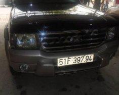 Bán Ford Everest 2.5L 4x2 MT năm 2005, màu đen số sàn, giá chỉ 286 triệu giá 286 triệu tại Tp.HCM