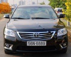 Bán Toyota Camry 2.4G đời 2010, màu đen, giá tốt giá 650 triệu tại Tp.HCM