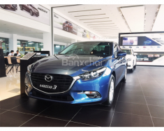 Mazda 3 2.0 2018 màu đỏ sẵn xe giao ngay trong ngày, hỗ trợ vay trả góp lên tới 90% giá 659 triệu tại Hà Nội