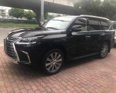 Cần bán Lexus LX570 Mỹ 2016 màu đen, nội thất kem, ĐK tên công ty xe rất mới phí sang tên 2% giá 7 tỷ 290 tr tại Hà Nội