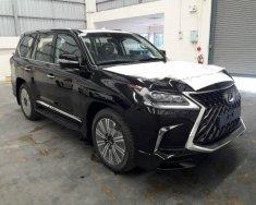 Bán Lexus LX 570 đời 2018, màu đen, xe nhập giá 9 tỷ 83 tr tại Hà Nội