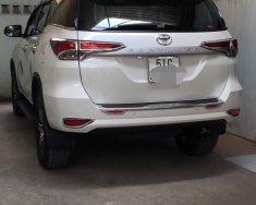 Bán xe Toyota Fortuner sản xuất năm 2017, màu trắng, xe nhập giá 1 tỷ 60 tr tại Tp.HCM