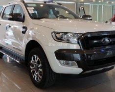 Cần bán xe Ford Ranger 2.2L AT 4x2 Wildtrak năm sản xuất 2018, màu trắng, nhập khẩu nguyên chiếc giá 815 triệu tại Hà Nội