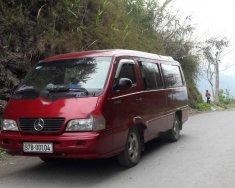 Cần bán xe Mercedes năm 2003, màu đỏ giá 90 triệu tại Bắc Kạn