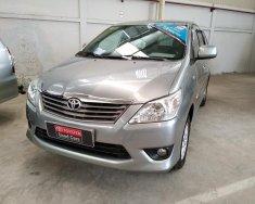 Bán Toyota Innova 2012, màu xám (ghi), giá chỉ 560 triệu, còn thương lượng giá 560 triệu tại Tp.HCM