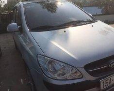 Bán Hyundai Getz đời 2010, màu bạc xe gia đình, 243tr giá 243 triệu tại Hà Nội