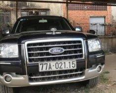 Cần bán xe Ford Everest đời 2008, màu đen giá 360 triệu tại Bình Định